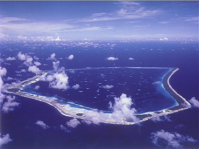 How Many Miles From >> Manihiki Atoll - Cook Islands Northern Group South Pacific ...