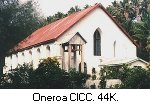 Oneroa church