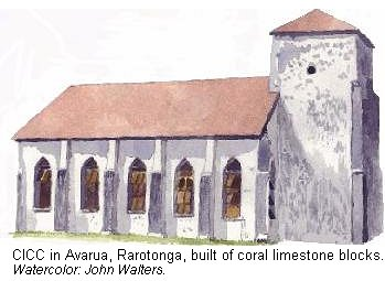 Avarua CICC church